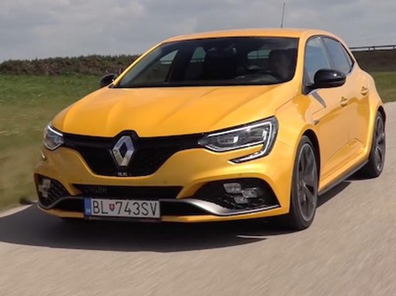 Video test Renault Mégane RS
