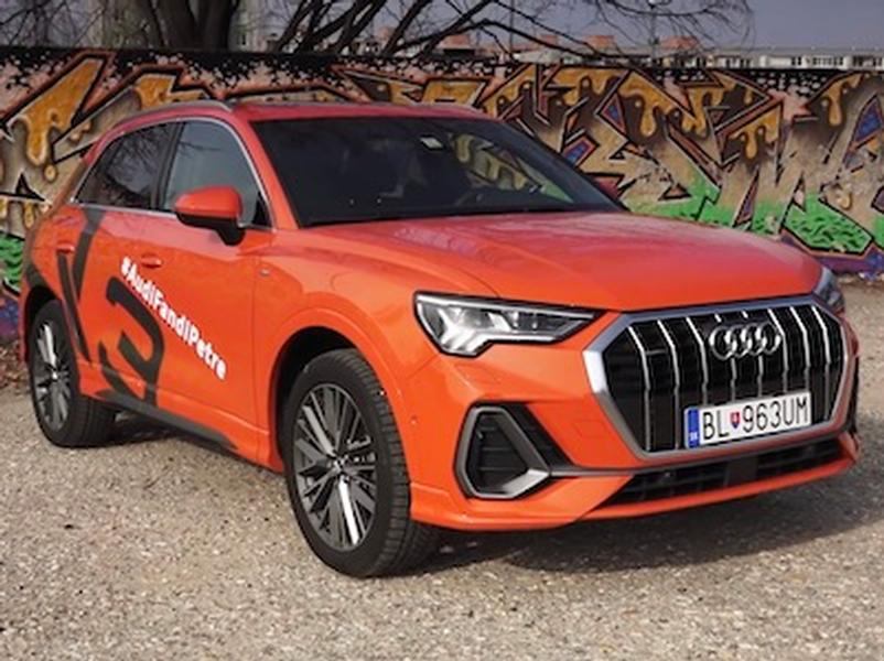Video test Audi Q3 2.0 45 TFSI Quattro