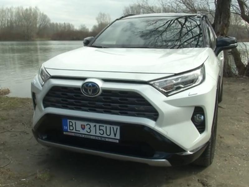 Video test Toyota RAV4 Hybrid