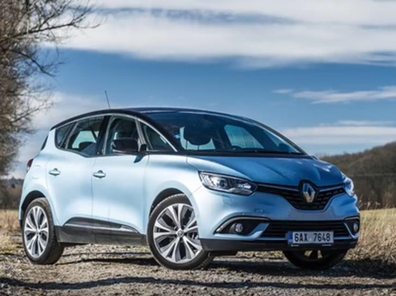 Video test Renault Scenic TCe 140