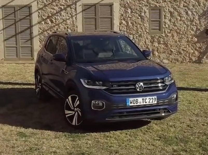 Video test Volkswagen T-Cross 1.0 TSI