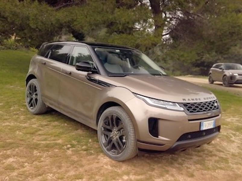 Video test Range Rover Evoque