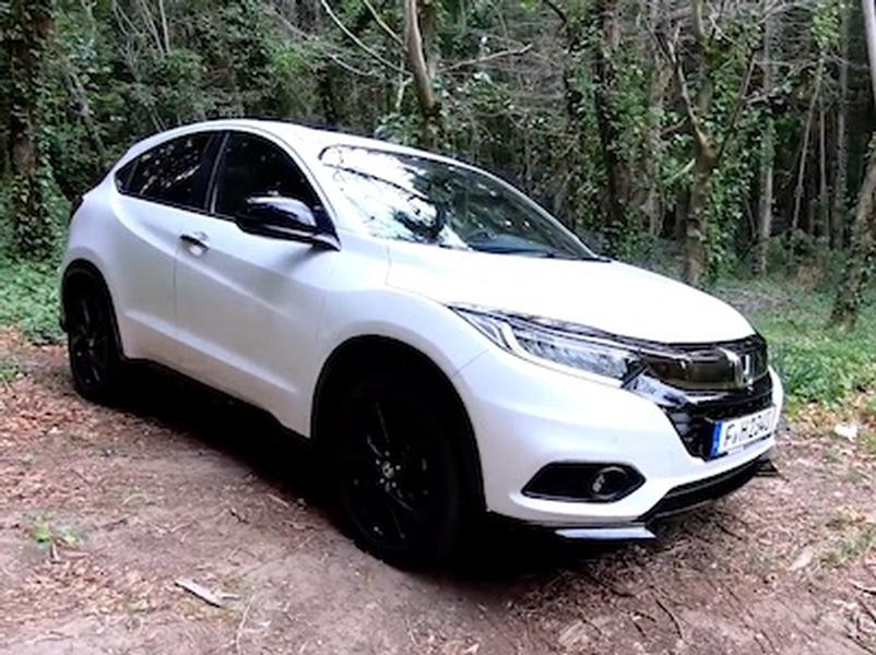 Test Honda HR-V Sport