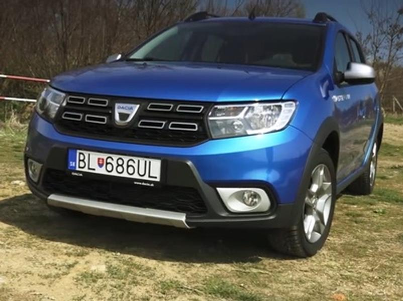 Video test Dacia Logan MCV Stepway