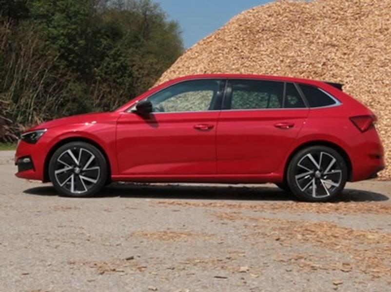 Video test Škoda Scala 1.5 TSI DSG