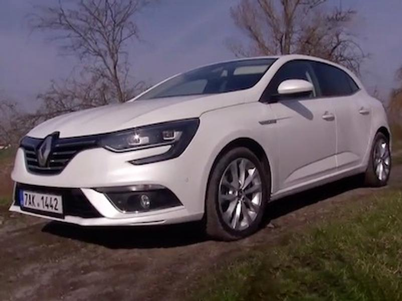 Video test Renault Megane TCe 140