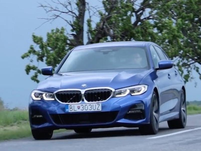 Video test BMW 330i