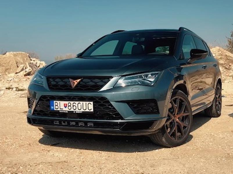 Video test Cupra Ateca