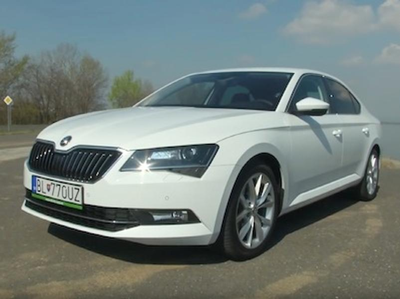 Video test Škoda Superb 2.0 TDI
