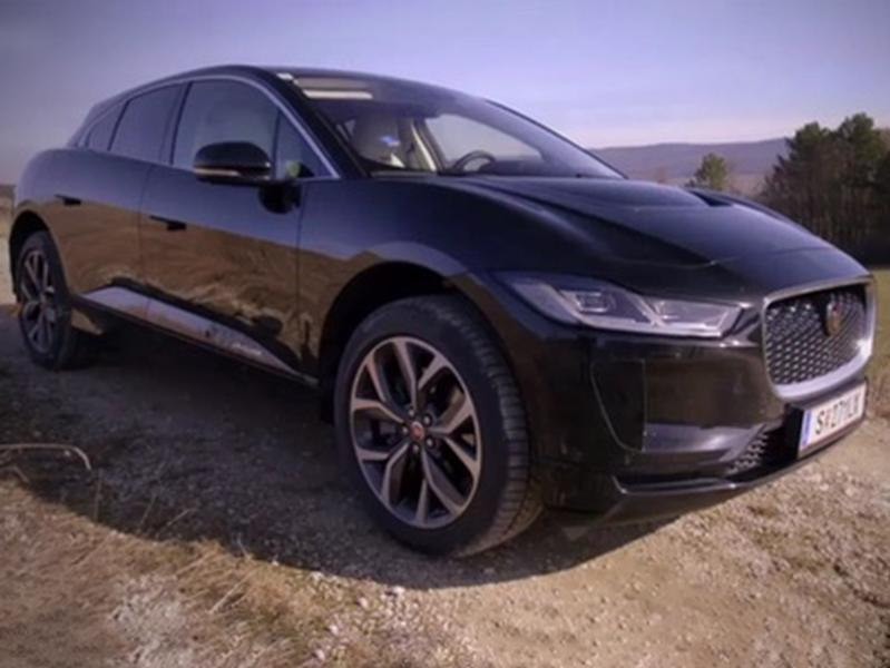 Video test Jaguar I-Pace