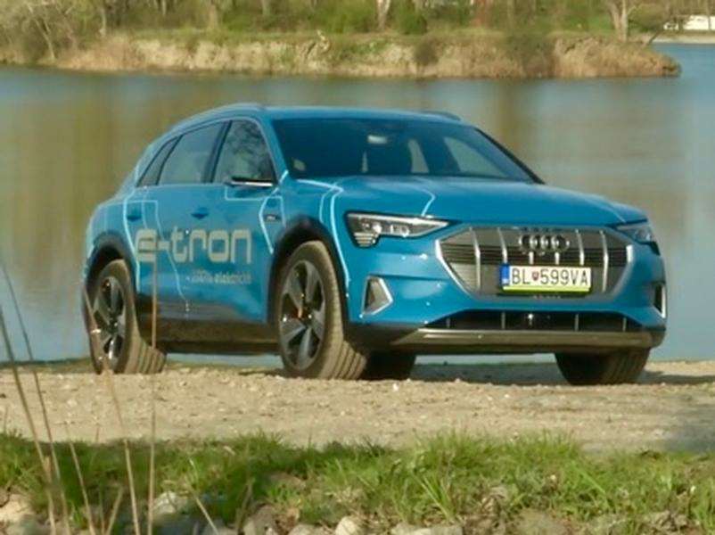 Video test Audi E-Tron 55 Quattro