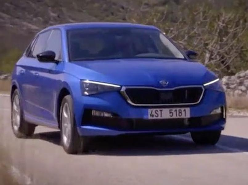 Video test Škoda Scala 1.0 TSI