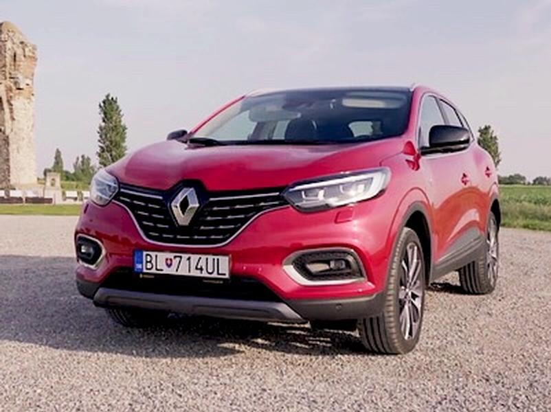 Video test Renault Kadjar 1,3 TCe