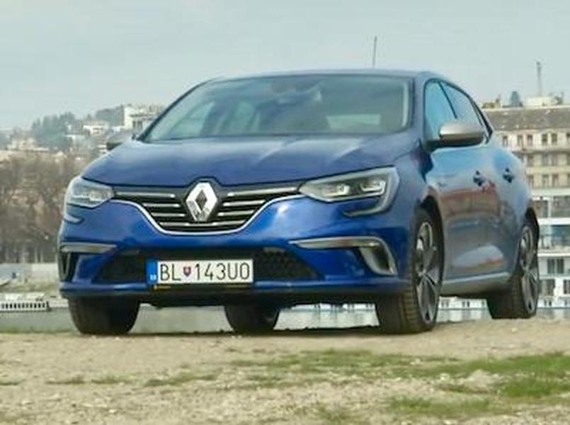 Video test Renault Megane GT LINE 1.3 TCe 160