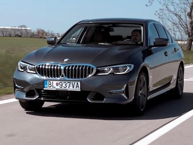 Video test BMW 320xd