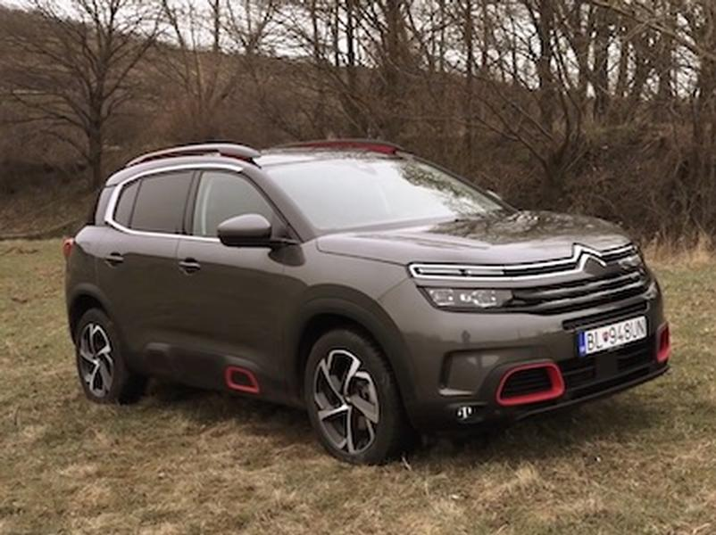 Video test Citroën C5 Aircross
