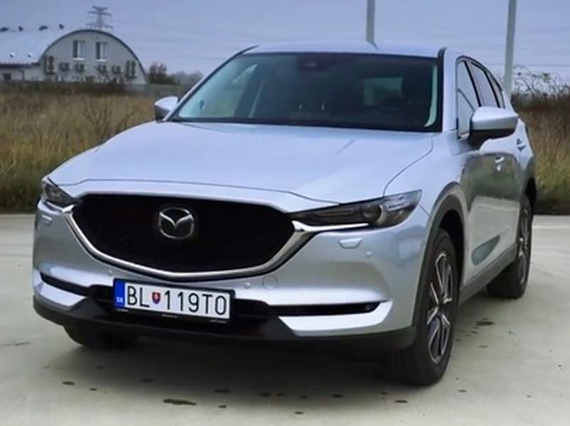 Video test Mazda CX-5 2.5 Skyactiv-G AWD