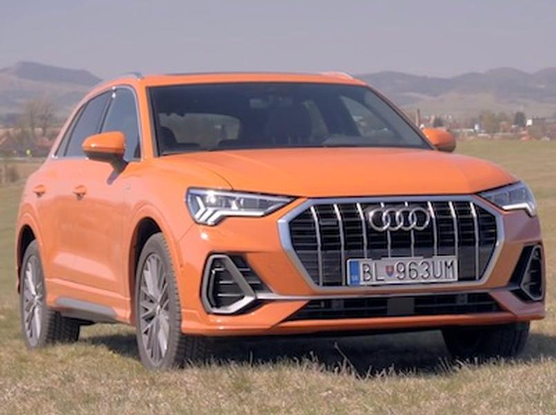 Video test Audi Q3 45 TFSI QUATTRO