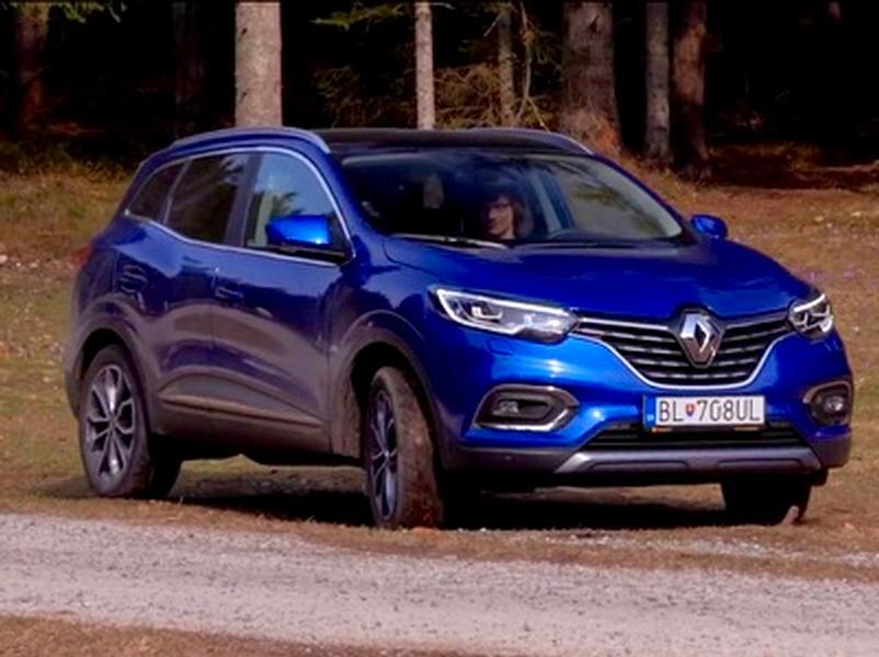 Video test Renault Kadjar 160