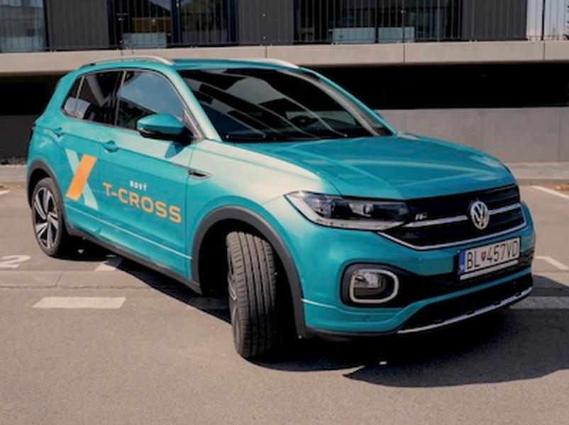 Video test Volkswagen T-CROSS