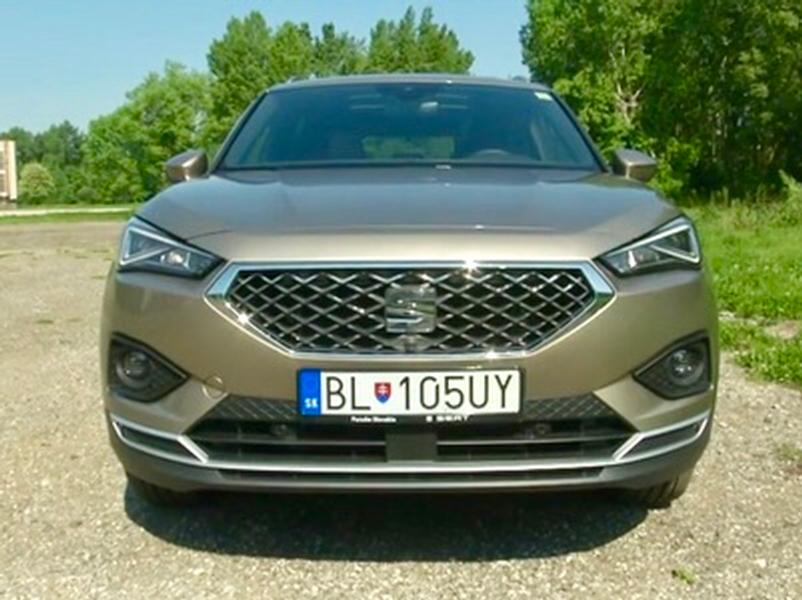 Video test Seat Tarraco 2.0 TSI 190