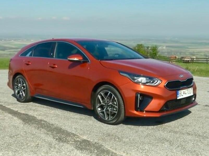 Video test Kia Proceed 1.6 CRDi GT Line
