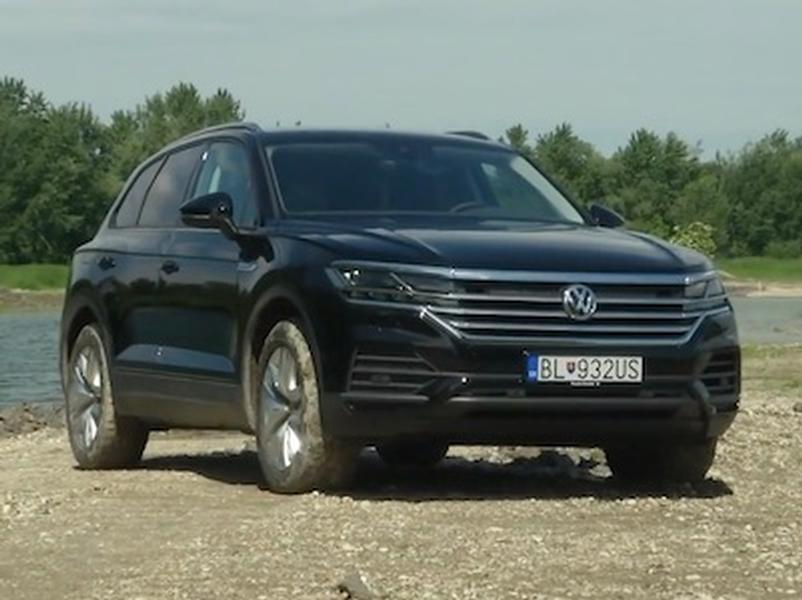 Video test Volkswagen Touareg 3.0 TDI