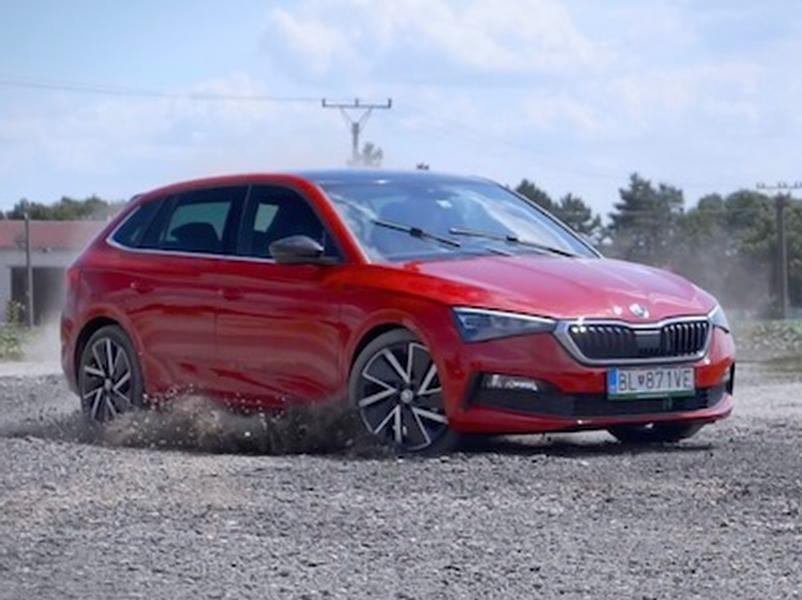 Video test Škoda SCALA 1.5 TSI