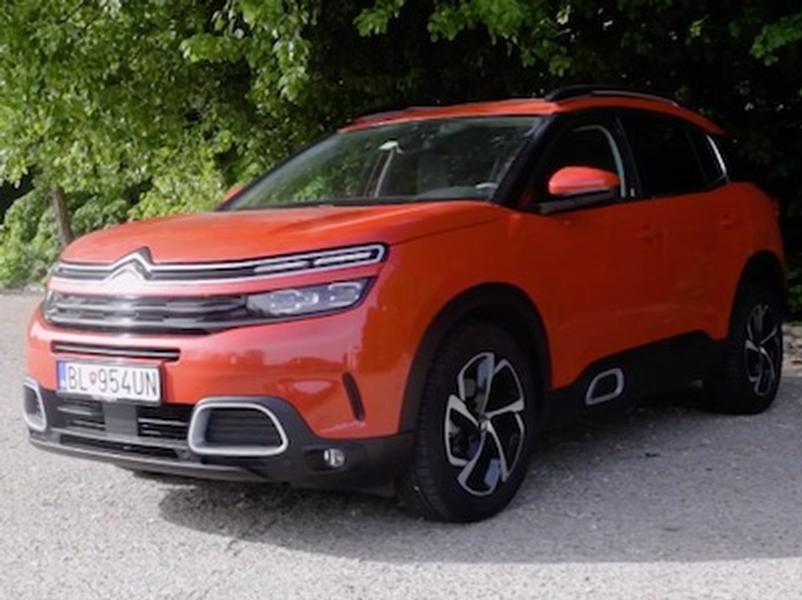 Video test Citroën C5 Aircross BlueHDi 130