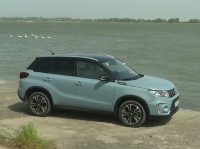 Video test Suzuki Vitara 1.4 Boosterjet