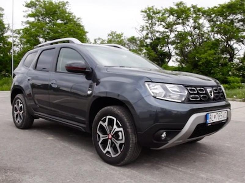 Video test Dacia Duster 1,5 dCi