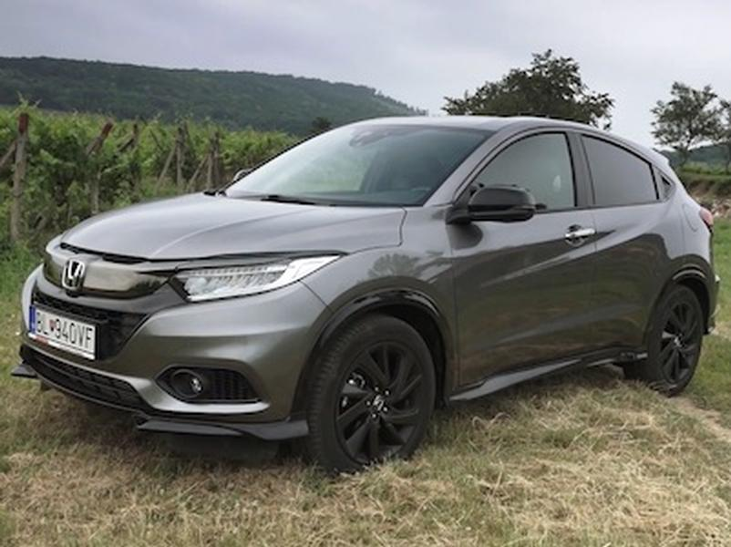 Video test Honda HR-V Sport