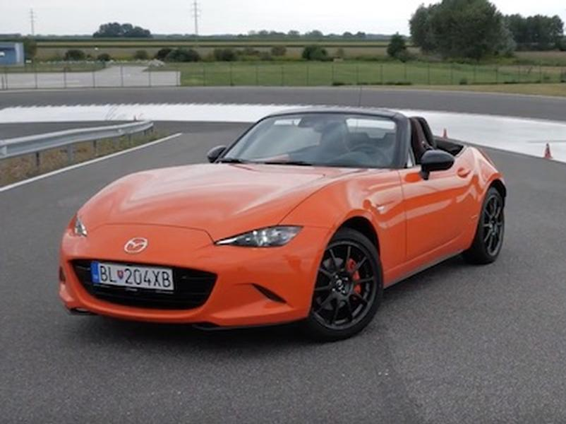 Video test Mazda MX5
