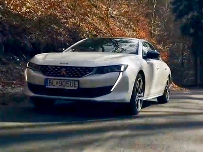 Video test Peugeot 508 2,0 BlueHDi 180 AT