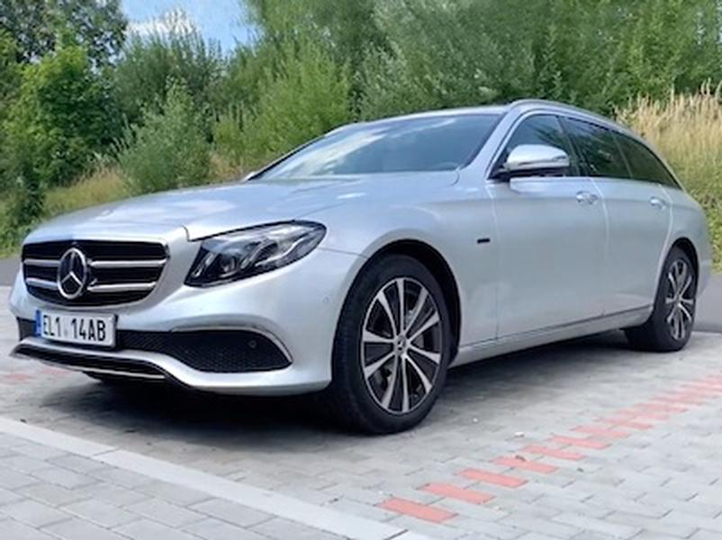Video test Mercedes E 300de