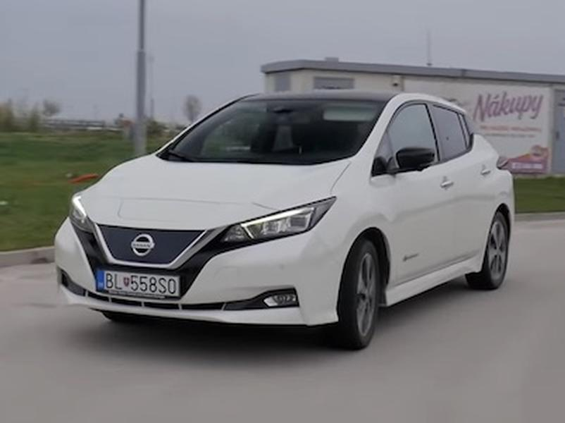 Video test Nissan Leaf II