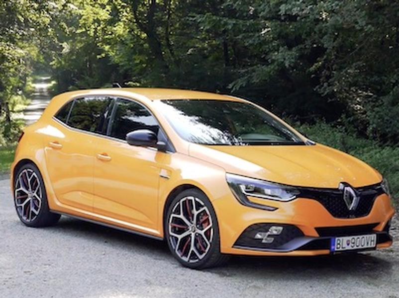 Video test Renault Megane RS Trophy
