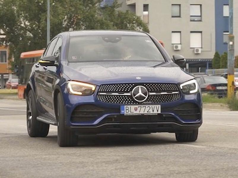 Video test Mercedes-Benz GLC 300 4Matic