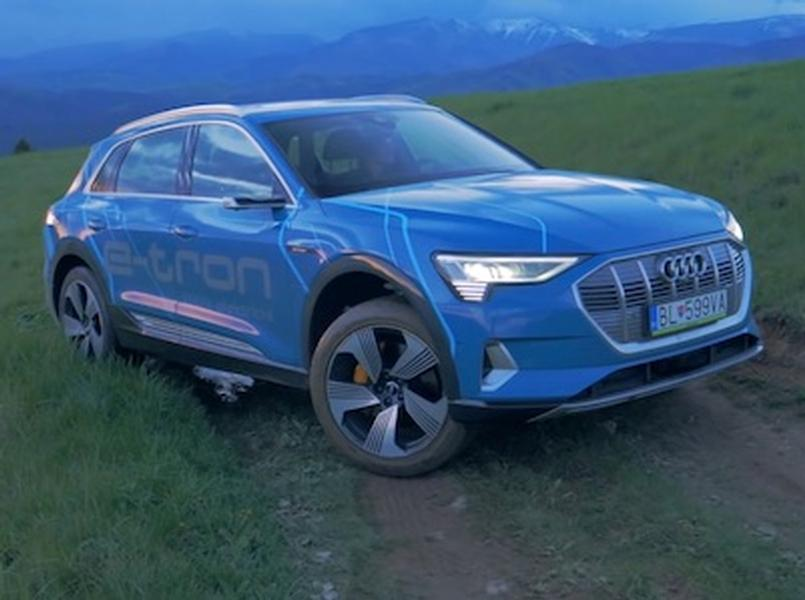 Video test AUDI e-tron vs. JAGUAR I-Pace