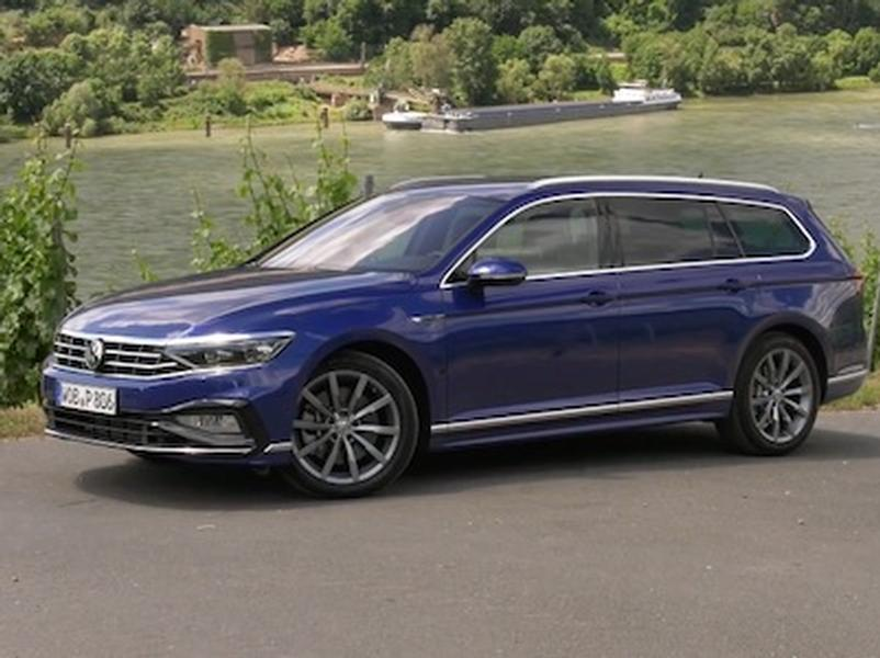 Video test Volkswagen Passat