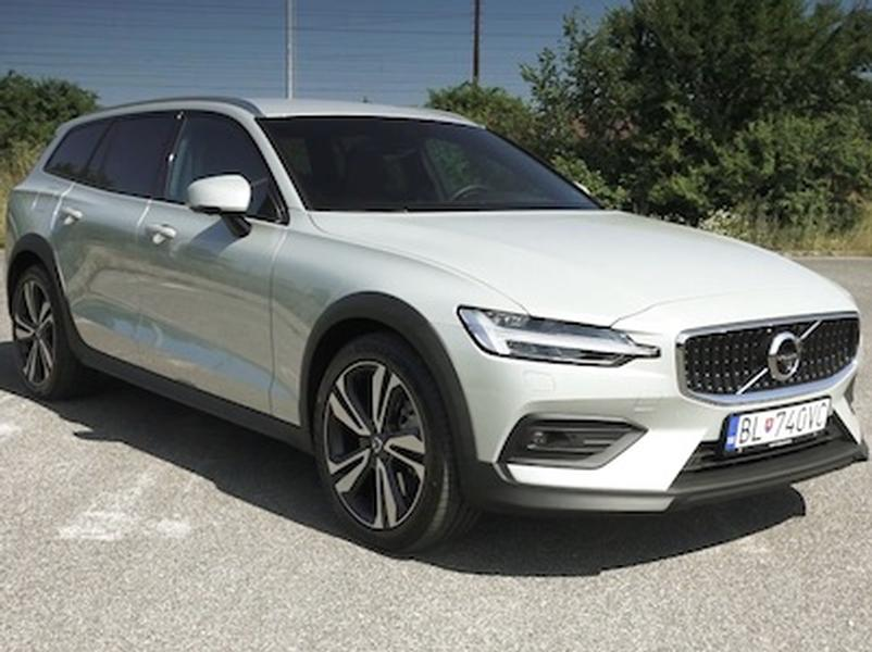 Test Volvo V60 Cross Country 2.0 D4 AWD