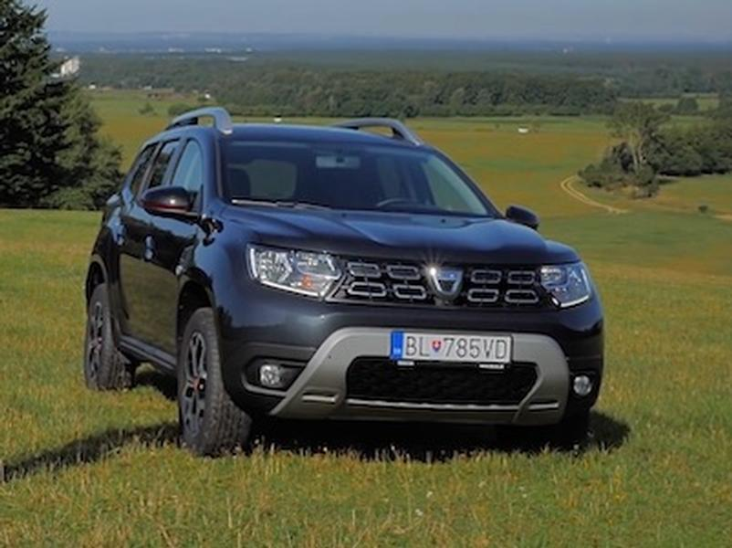 Video test Dacia Duster 1.5 Blue dCi