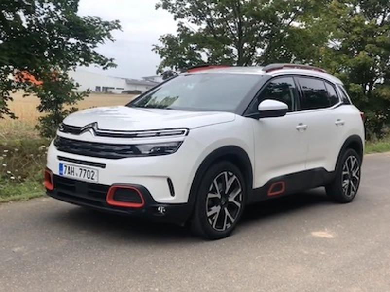 Video test Citroen C5 Aircross 1.6 PureTech