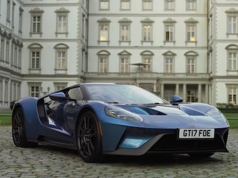 Video test Ford GT
