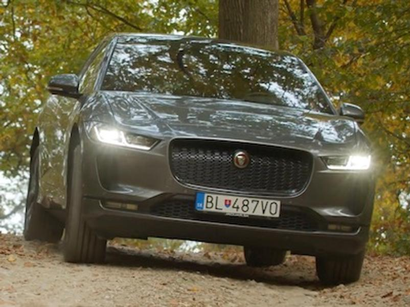 Video test Jaguar i-PACE EV400