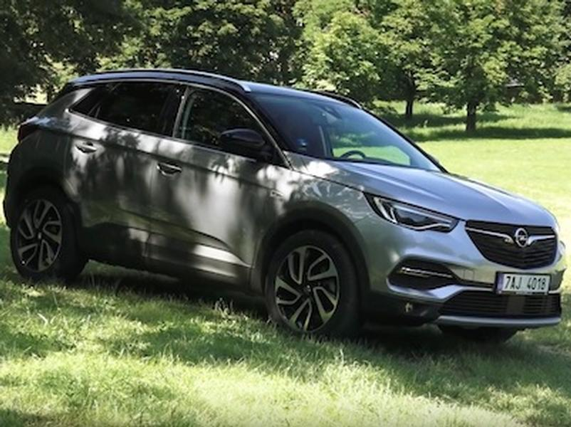 Video test Opel Grandland X 1.6 Turbo