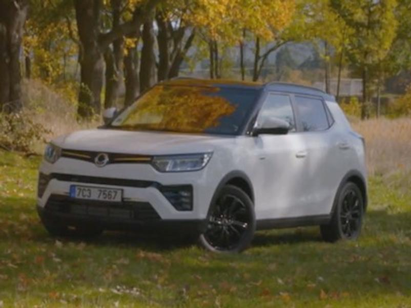 Video test SsangYong Tivoli 1.5 GDI AWD