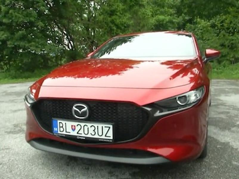 Video test Mazda 3 Skyactive D116