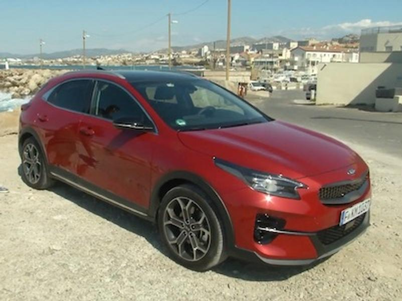 Video test KIA XCeed