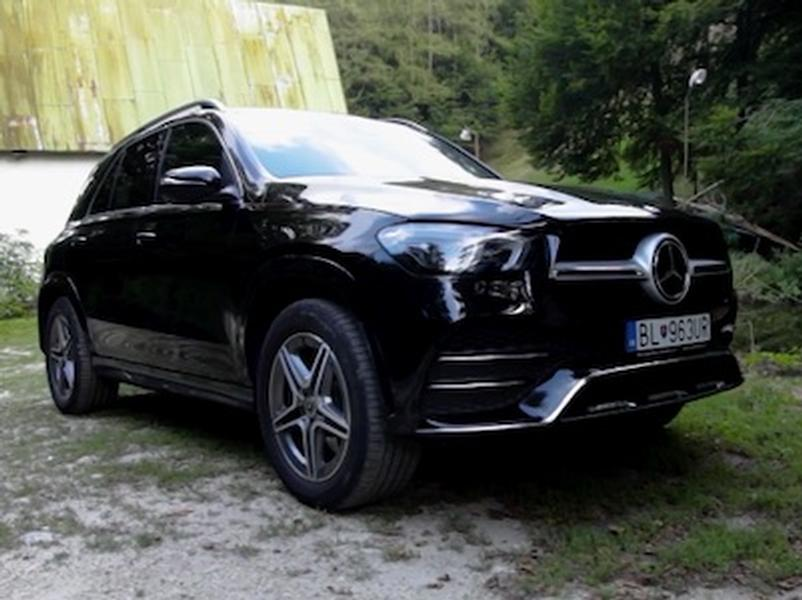 Video test Mercedes GLE 450 4MATIC